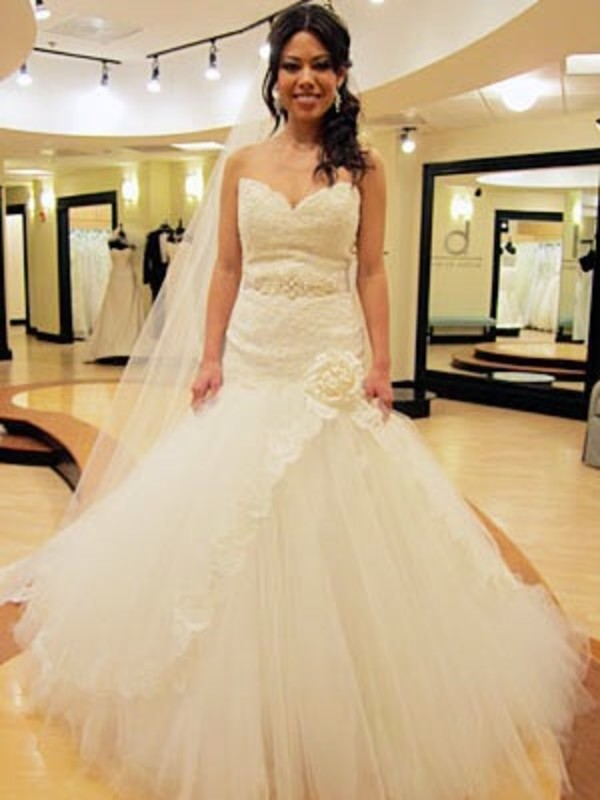 Dress Say Yes To The Dress Atlanta Designer Wheretoget