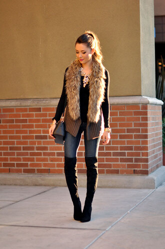 hapa time blogger jacket top jewels bag