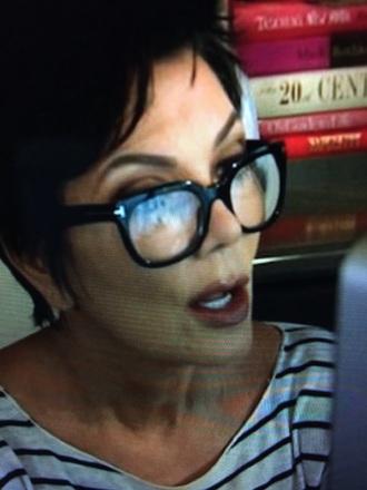 kris jenner glasses