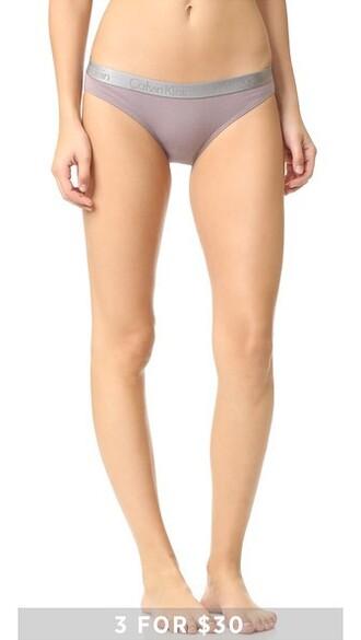 bikini cotton grey swimwear