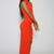 High Voltage Dress - Red