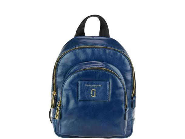 Marc Jacobs mini backpack sea blue bag