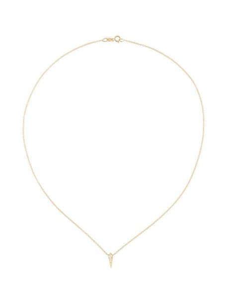 Lizzie Mandler Fine Jewelry women necklace gold grey metallic jewels