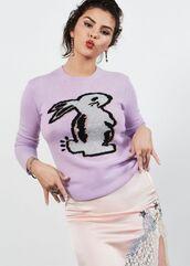 sweater,selena gomez,lilac,celebrity,dress,camisole,slip dress