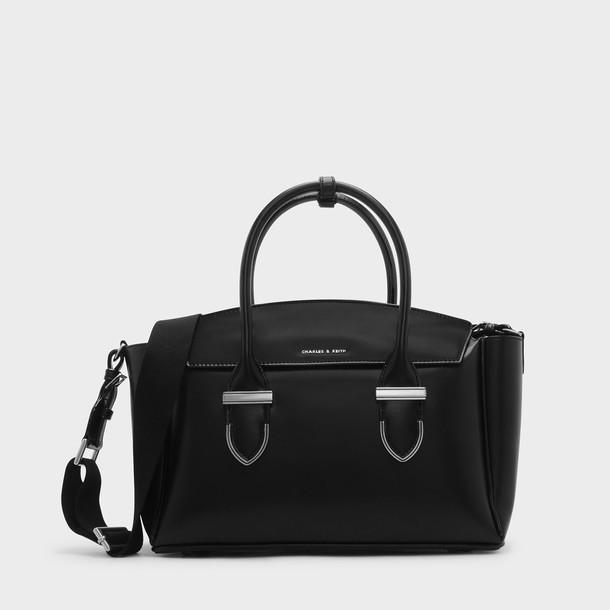 oversized bag black