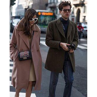coat pink coat cocoon woman coat vieux rose winter coat wooly fur fur coat pink