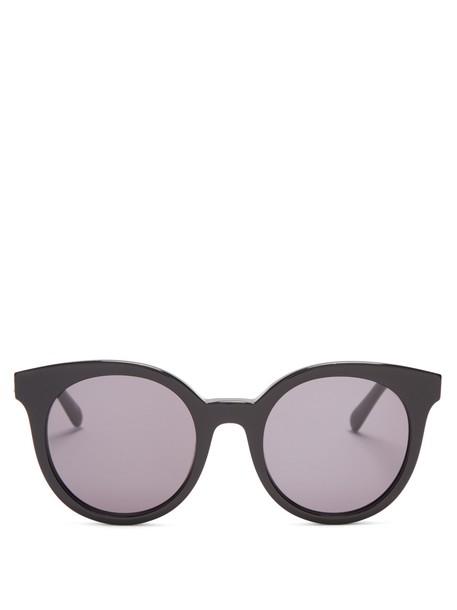 Stella McCartney embellished sunglasses black