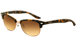 Ray-Ban Sunglasses - Collection Sun - RB4132 - 710/51 - CATHY CLUBMASTER   Official Ray-Ban Web Site - France