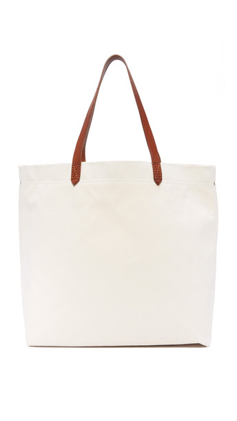 Madewell Canvas Transport Tote - Vintage Canvas