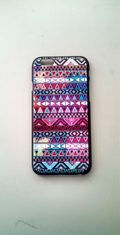 Rainbow tribal iphone 6 case · forgotten magic · online store powered by storenvy