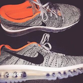 shoes nike black air max 2015 buy orange sports shoes