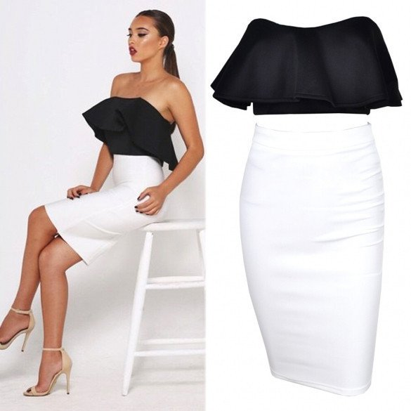 PENCIL SKIRT SET