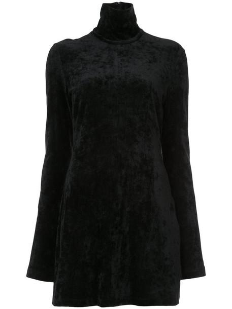 ellery dress high women high neck black