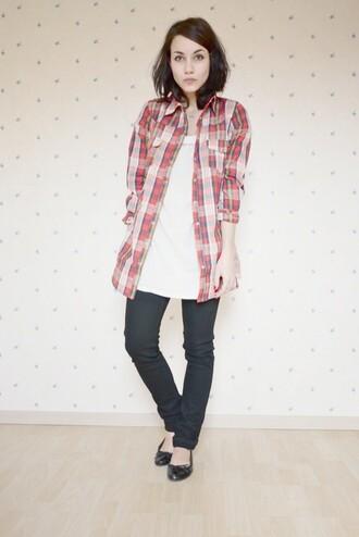 coline flannel shirt