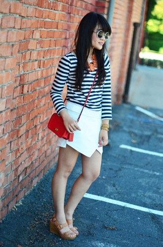 daily disguise shirt shorts shoes bag jewels