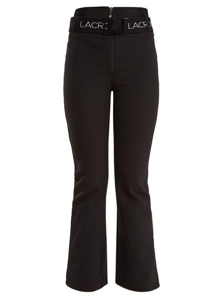 Lacroix high black pants