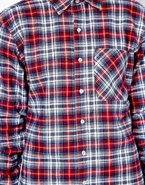 American Apparel | American Apparel Check Shirt at ASOS