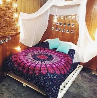 home accessory bedding bohemian comforter queen bed duvet tumblr bedroom bedroom
