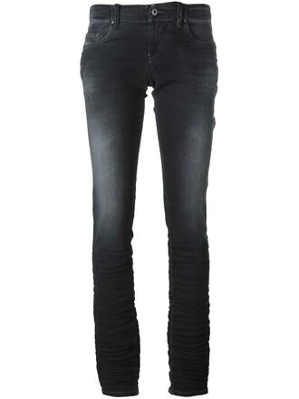 jeans fit black