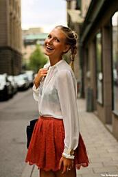 skirt,shirt
