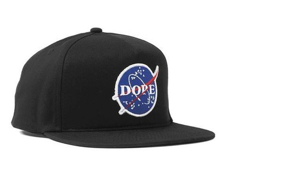 lady gaga hat nasa fieldtrip dope brand