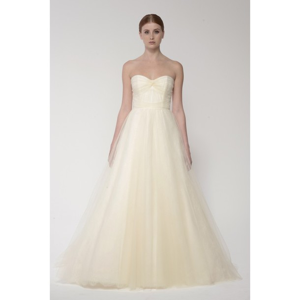 dress, corazon de maniqui, aly monique, vestidos de novia - wheretoget