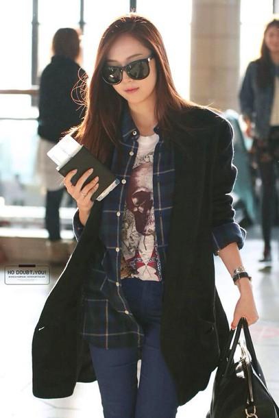 coat jessica jung