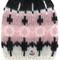Moncler - patterned beanie hat - women - polyamide/mohair/wool - one size, polyamide/mohair/wool
