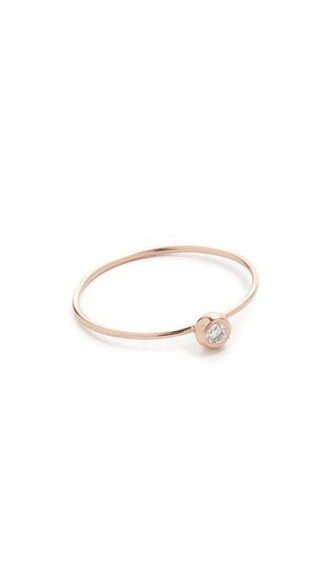 diamond ring rose gold rose ring gold white jewels
