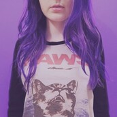 t-shirt,ldshadowlady,cats,paws,cute,funny