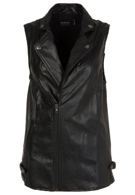 MINKPINK ALL I NEED - Weste - black - Zalando.de