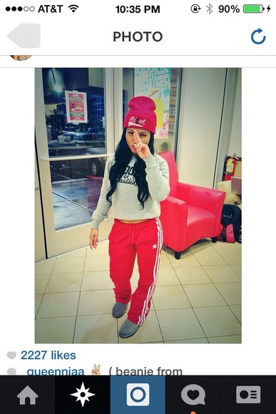 red underwear pants addidas tracksuit adidas wings adidas shoes adidas jacket white