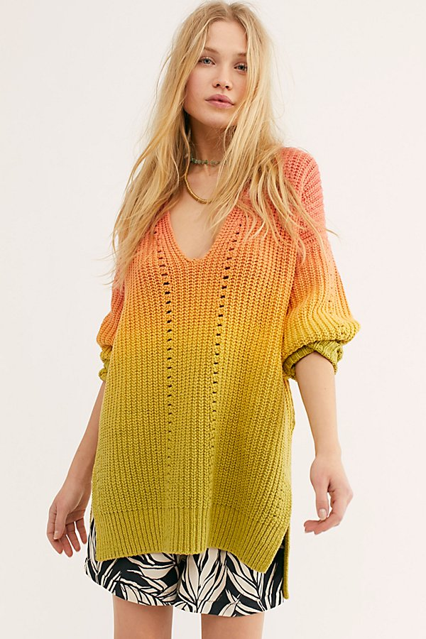 Come Together Tunic by Free People