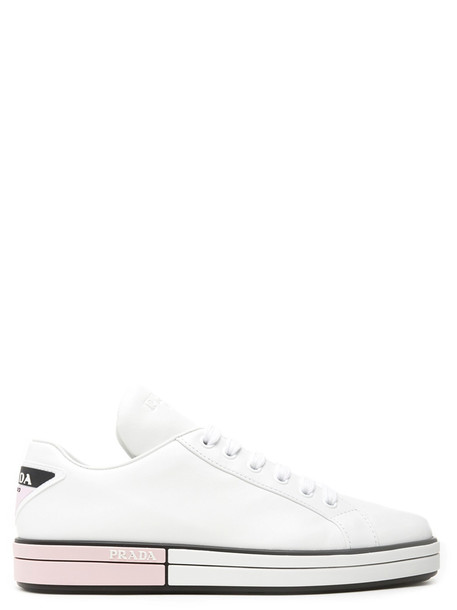 Prada Shoes in white