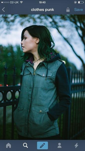 jacket glamour kills jenna mcdougall
