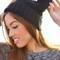 Ear beanie - black – shopcivilized
