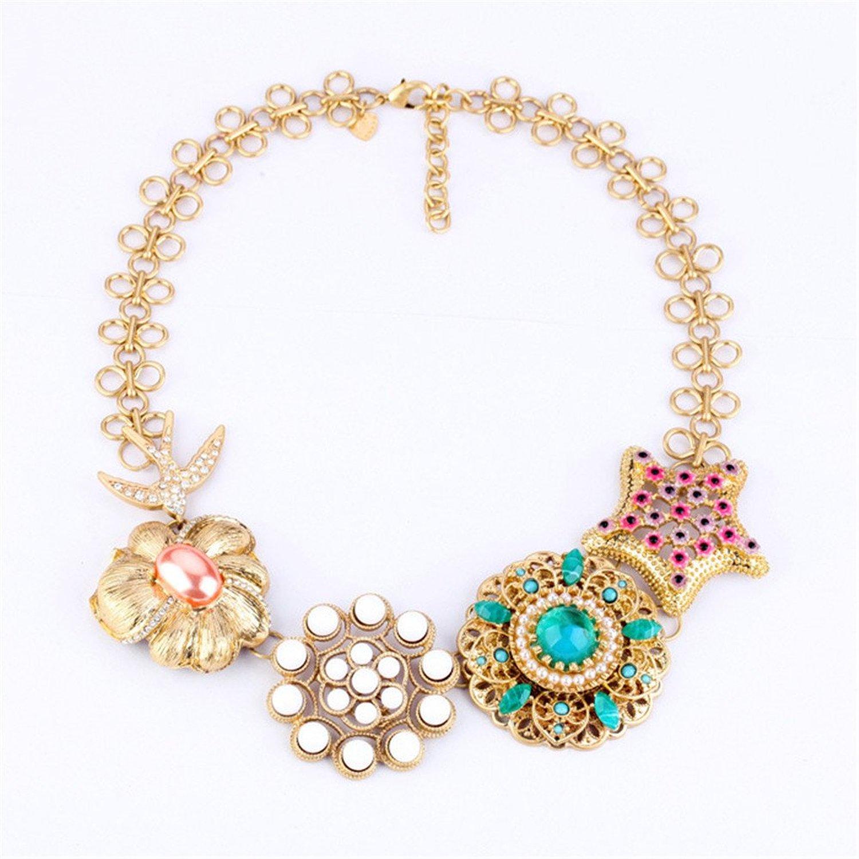 Amazon.com: Fun Daisy Vintage Jewelry Fashion Necklace- xl00268: Jewelry