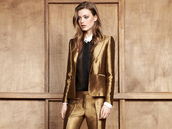 jacket,gold,tailoring,pants,short,party