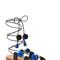 Bp. laney pompom lace-up sandal (women) | nordstrom