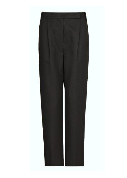 premium - linen-blend trousers