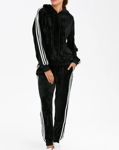 adidas sweater set