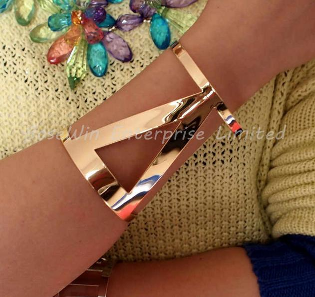 Triangle tribal bracelet cuff *free shipping* · mir · online store powered by storenvy