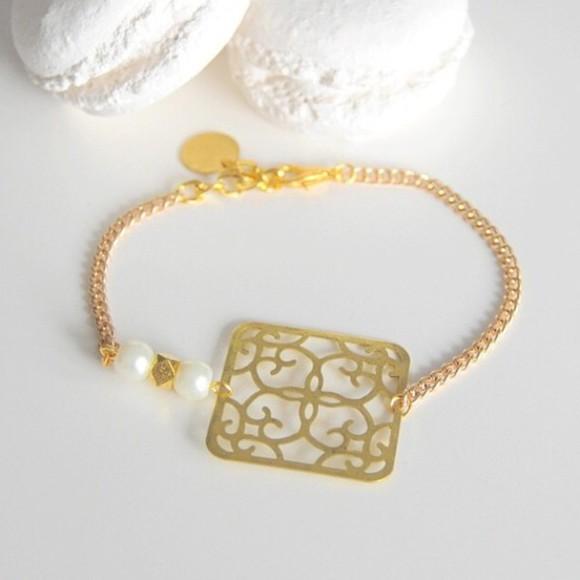 pearl jewels gold gold jewelry bracelets gold bracelets heart
