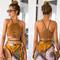 Pocahontas criss-crossed top – dream closet couture