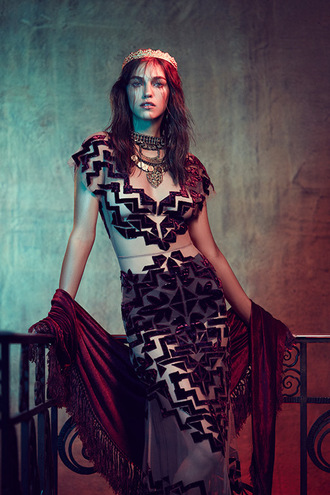 dress nastygal maxi dress sheer velvet vienna burgundy sexy fall outfits style outfit party for love and lemons