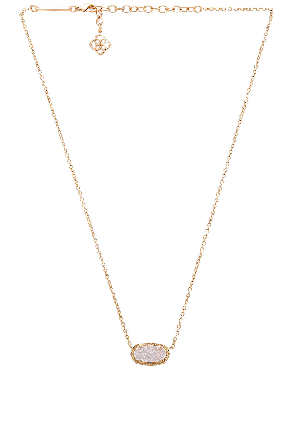 Kendra Scott Elisa Necklace in gold / metallic