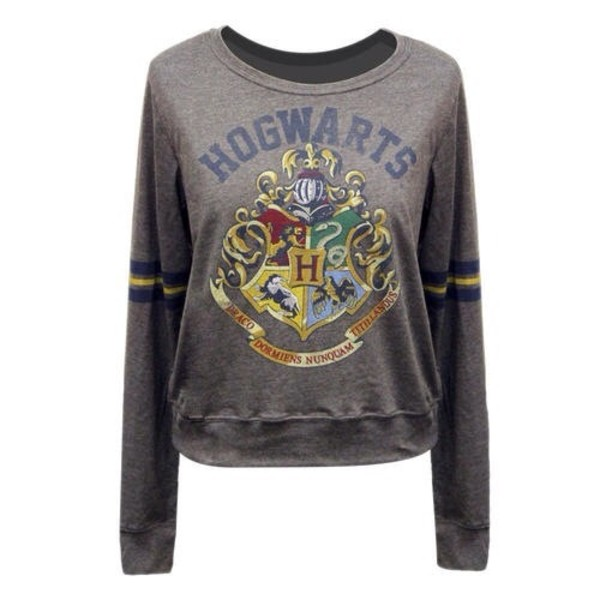 T Shirt Hogwarts Harry Potter Sweater Wheretoget