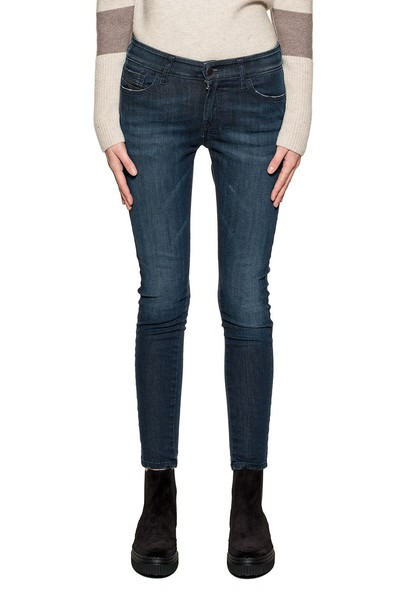 Diesel jeans denim dark blue dark blue