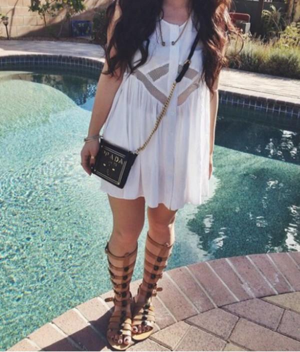 dress white dress shoes