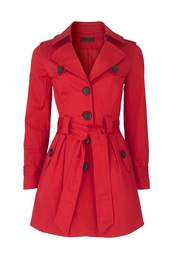 coat,red coat,red trench coat,trench coat,classy,classy coat,cute outfits,pretty little liars red coat,outfit,tumblr outfit,office outfits,jacket